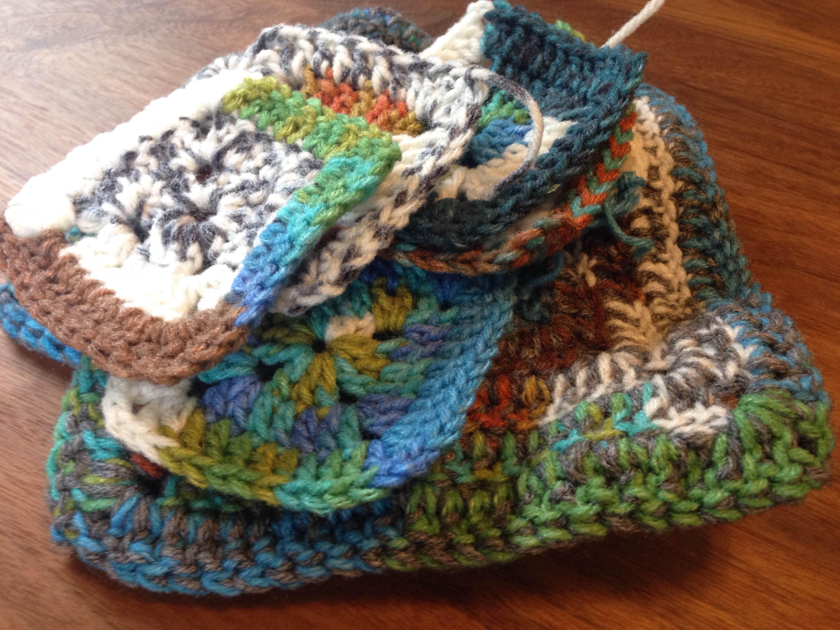 Crochet Pattern Yoga Pants : Swedish meatballs, yoga pants, and crocheted slippers ...